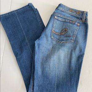 Seven 7 Jeans Super Low Stretch Boot cut Size 26